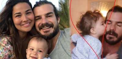 Karantinadaki Hakan Hatipoğlu ailesine kavuştu!
