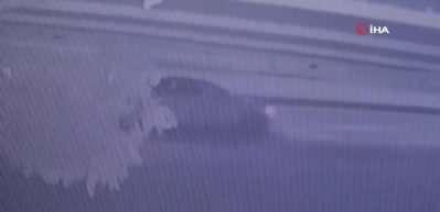 Kılıçlı saldırıda hastanelik oldu, evi kurşunlandı! Saldırı anı güvenlik kamerasında