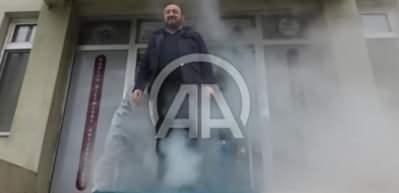 Koronavirüse karşı Türkiye'de üretildi: Yüzeyler aylarca temiz kalabiliyor