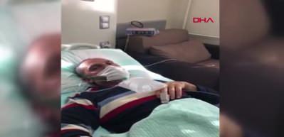 Koronavirüslü hasta: Maske takmayanlara hakkımı helal etmiyorum