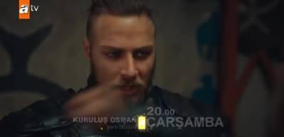 Kuruluş Osman 14.bölüm fragmanı yayınlandı!