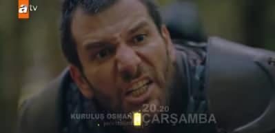 Kuruluş Osman 21.bölüm fragmanı yayınlandı!
