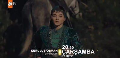 Kuruluş Osman 22.bölüm fragmanı yayınlandı!