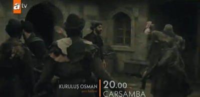 Kuruluş Osman 34.Bölüm 2.Fragmanı Yayınlandı!