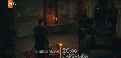 Kuruluş Osman 35.Bölüm Fragmanı Yayınlandı!