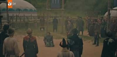 Kuruluş Osman son bölümde damga vuran sahne: Osman, Subutay'ın cezasını kesti!