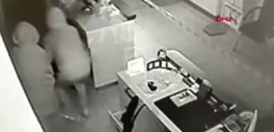 Levyeli hırsızlık şüphelisi, kameradan belirlenerek yakalandı