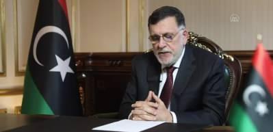 Libya Başbakanı Serrac, ekim sonunda görevini devredeceğini açıkladı