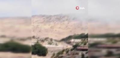 Lübnan sınırında İsrail ile Hizbullah arasında şiddetli çatışma