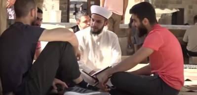 Lübnan'da Sultan 2. Abdulhamid'in hediye ettiği Sakal-ı Şerif'e yoğun ilgi