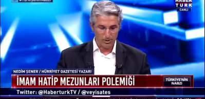 Nedim Şener Erol Mütercimler'i anlattı: Sahtekar...