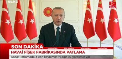 Başkan Erdoğan Konya Ovası Sulaması hizmete alma töreninde konuştu!
