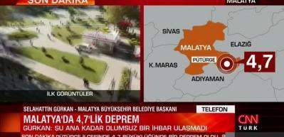 Malatya Belediye Başkanı Malatya'dan son bilgileri aktardı!