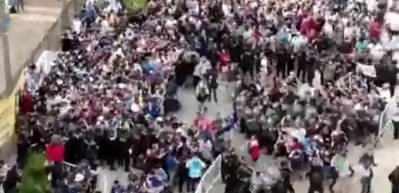 Maradona'nın cenazesi ülkesinde çatışma çıkarttı!