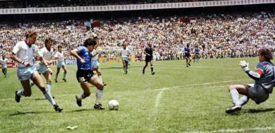 "Maradona'yı ""Maradona"" yapan o maç!"