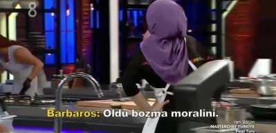 MasterChef Türkiye'de Yarışmacı Gözyaşlarına Boğuldu!