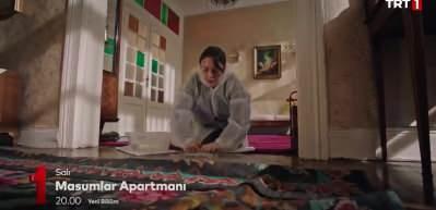 Masumlar Apartmanı 18. bölüm fragmanı! Masumlar Apartmanı'nda heyecan artıyor
