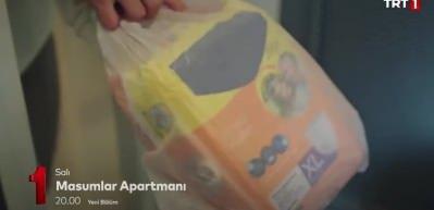 Masumlar Apartmanı 7. bölüm fragmanı