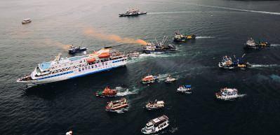 """Mavi Marmara Gemisi'nde yaşananlar film oldu!  """"Sinyal"""" filmi izleyici ile buluşacak"""