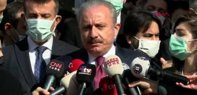 Meclis Başkanı Şentop'tan HDP'li vekillere fezleke hakkında açıklama