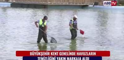Melih Gökçek gündeme getirdi, Ankara Büyükşehir Belediyesi 3 parkı temizledi