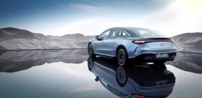 2021 Mercedes EQS tanıtıldı! İşte Elektrikli Mercedes S-Class