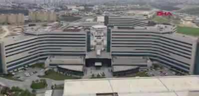 Mersin Şehir Hastanesi, tüm imkanlarıyla koronavirüse karşı savaşıyor