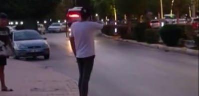 Mersin'de ilginç olay! Otobüsü durdurup yaptıklarıyla herkesi şoke etti