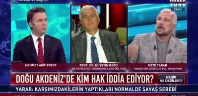 Mete Yarar: Türkiye'ye savaş açtılar
