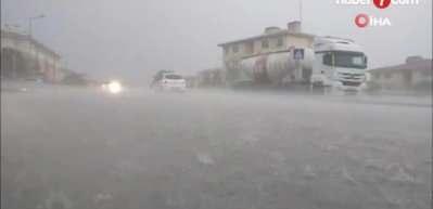 Meteoroloji'den kritik uyarı! Sağanak yağış geliyor