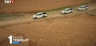MİT'in özel ekibinden JÖH ve PÖH'le Suriye operasyonu! Teşkilat Dizisi 10. bölüm fragmanı yayınlandı!