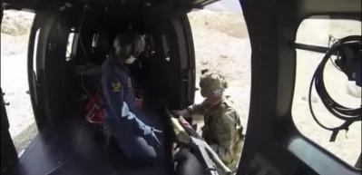 MSB paylaştı: Nefes kesen kurtarma operasyonu