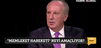 Muharrem İnce, CHP'yi yerden yere vurdu, parti şartını açıkladı