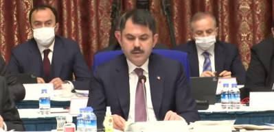 Murat Kurum'dan HDP'li vekile sert cevap
