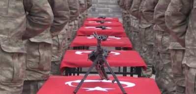 Muş'ta 120 güvenlik korucusu yemin ederek göreve başladı