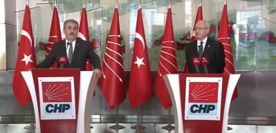 Mustafa Destici ile Kemal Kılıçdaroğlu arasındaki görüşmeden ilginç diyaloglar