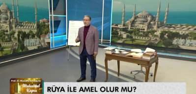 Mustafa Karataş rüya ile ilgili merak edilenleri anlattı! Rüyada görülen sembollerin anlamları