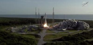 NASA'nın yeni nesil uzay aracı Mars yolunda