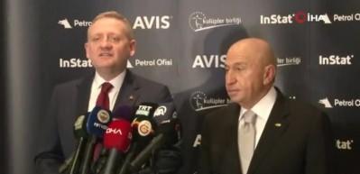"""Nihat Özdemir: """"Önümüzdeki hafta bu rakam görüşünde çalışmalarımızı devam ettireceğiz"""""""