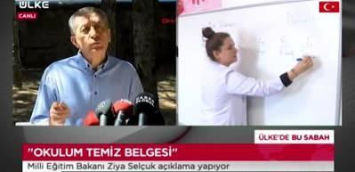 Okullar nasıl açılacak? Bakan Selçuk'tan son dakika açıklamalar