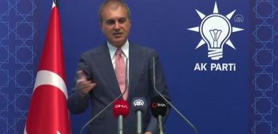 Ömer Çelik: Başkentinde cami olmayan tek AB ülkesi Yunanistan'dır