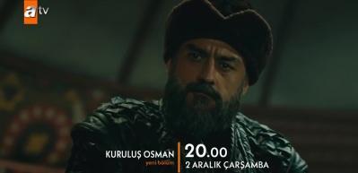 Osman Bey Argun Hatun'la evlenecek mi? Kuruluş Osman 36. bölüm 1. fragman