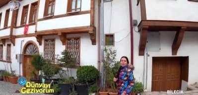 Osmaneli'nde tarihi ve geleneksel Türk konakları