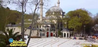 Osmanlı'nın dini ve tarihi detaylarıyla bezeli Eyüp Sultan Camii