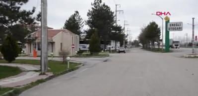 Otobüsle gelen kadının testi pozitif çıkınca, diğer yolcular da evlerinde karantinaya alındı