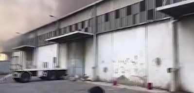 Patlama anında içeri giriyorlardı! Lübnan'dan yeni görüntüler