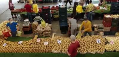 Pazarlar açıldı fiyat oyunu deşifre oldu! Etiketleri gören isyan etti