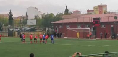 3. Lig maçında akılalmaz penaltı!