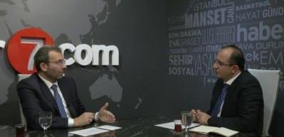 Pendik Belediye Başkanı Ahmet Cin: CHP'nin zihniyetinde çok da bir değişiklik olmamış