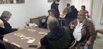 Pendik'te çay ocağı sahibi üst katındaki daireyi kahvehaneye çevirmiş